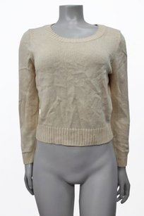 J.Crew Cotton Cropped In Style A7963 Sweater