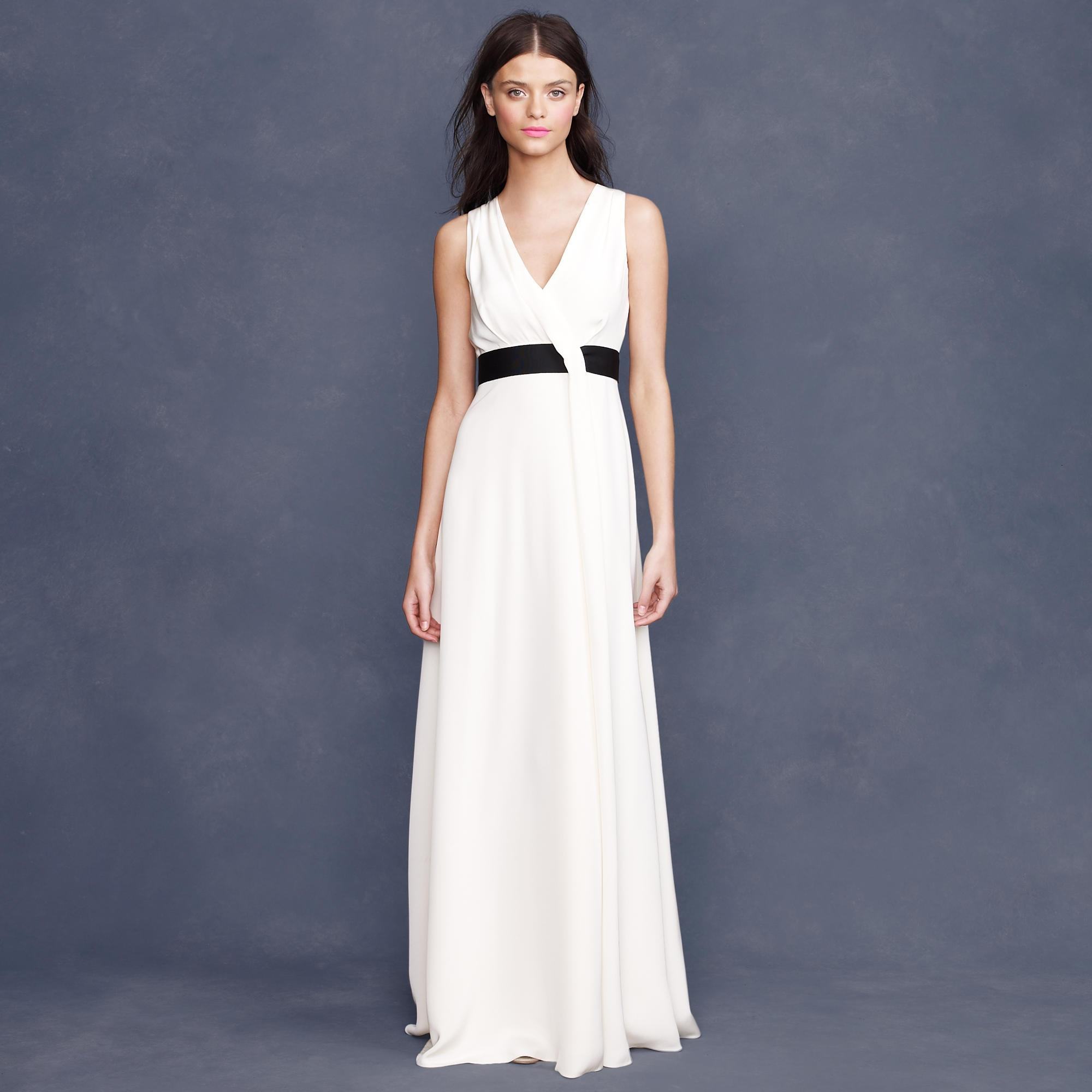 Wedding Gown Sale Online: J.Crew Gala Wedding Dress On Sale, 33% Off