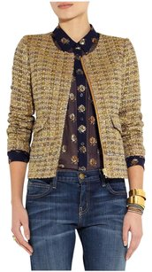 J.Crew Gold/Tan Blazer