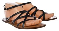 J.Crew J Crew Womens Strappy Black Sandals