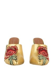 Jeffrey Campbell 410004174339 Gold Sandals