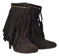 Jeffrey Campbell Ankle Brown Boots