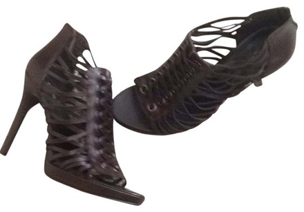 Jessica Simpson Chocolate Brown Platforms