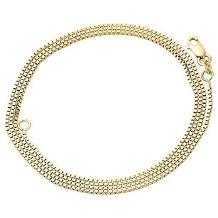 Jewelry For Less 10k Yellow Gold 1mm Solid Box Chain Necklace 16 18 20 22 24 Length