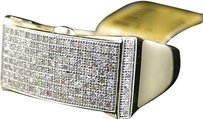 Jewelry Unlimited Mens,Yellow,Gold,Round,Cut,White,Diamond,Pave,Designer,Band,Ring,.75,Ct