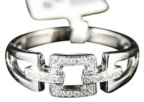 Jewelry Unlimited 14k,Womens,White,Gold,Diamond,Wedding,6,Mm,Pave,Round,Band,Designer,Ring,110,Ct