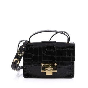 Jimmy Choo Leather Cross Body Bag