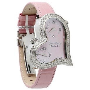 Joe Rodeo Joe Rodeo Womens Diamond Heart Watch Jojo 1.40 Ct. Sahara Jrs1