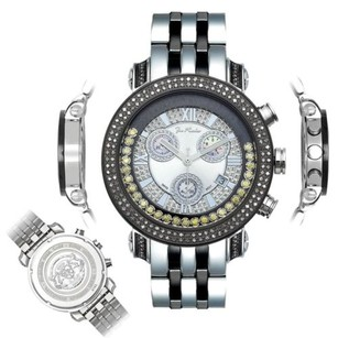 Joe Rodeo Mens Diamond Watch Joe Rodeo Classic Jcl42y 1.75 Ct Illusion Dial
