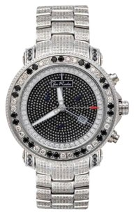 Joe Rodeo Mens Diamond Watch Joe Rodeo Junior Jju44 13.25 Ct Illusion Dial