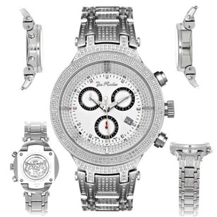 Joe Rodeo Mens Diamond Watch Joe Rodeo Master Jjm13 4.75 Ct Illusion Dial