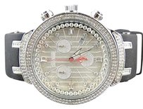 Joe Rodeo Mens Joe Rodeo Jojo Master Edition 242 Real Diamond Watch 2.2 Ct Jjm88