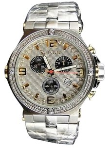 Joe Rodeo Mens Joe Rodeojojokc Phantom Tone 2.25 Ctw Diamond Mm Watch Jptm23