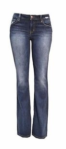 JOE'S Visionaire High Rise Distressed 160834a Tag Boot Cut Jeans