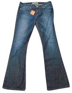 JOE'S Jeans Joes Dark Wash Cotton Boot Cut Jeans