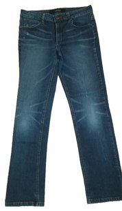 JOE'S Skinny Jeggings Straight Leg Jeans-Dark Rinse