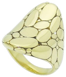John Hardy John Hardy Kali 18k Yellow Gold Saddle Ring R718