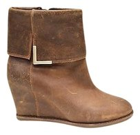 Johnston & Murphy Suede Brown Boots