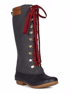 Joie All Charcoal Grey Boots