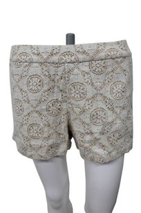Joie Jarletta Lace Dress Shorts Off-white