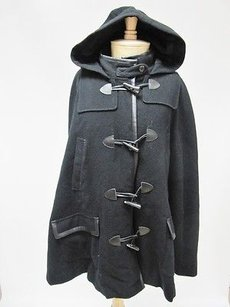 Joie Womens Wool Toggle Cape