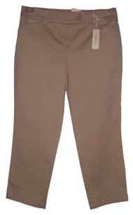 Jones New York Capris Tan