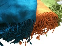 Jones New York THREE Beautiful Pashminas