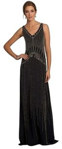 Jovani Evening Gown Beaded Dress