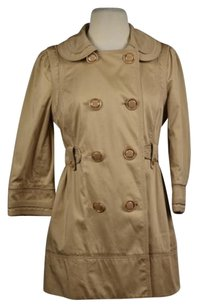 Juicy Couture Womens Tan Jacket