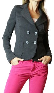 Juicy Couture gray Blazer