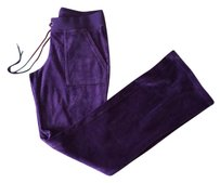 Juicy Couture Relaxed Pants Dark Violet