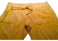 Juicy Couture Relaxed Pants Yellow