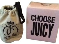 Juicy Couture Juicy Couture gift Box With Suede Leather Bag