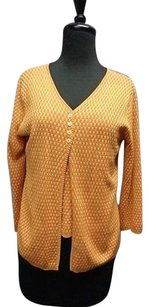 Juliana Collezione Stretchy Knit Tank Cardigan Sma10643 Sweater