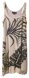Karen Kane short dress Abstract Print Tank on Tradesy
