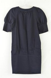 Karl Lagerfeld short dress Navy Womens on Tradesy