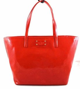 Kate Spade Metro Harmony Tote in Red