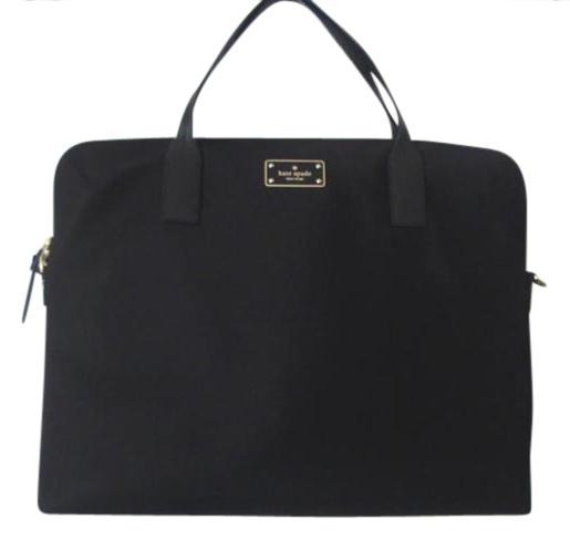 Kate Spade Blake Avenue Daveney Black Nylon Laptop Bag Tradesy