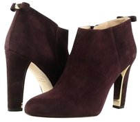 Kate Spade Suede Womens Designer Fashion Ankle 9.5 New Ruby Boots