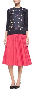 Kate Spade Head In The Clouds Skirt Pink
