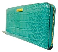 Kate Spade Kate Spade Crocodile Embossed Wallet