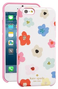 Kate Spade kate spade new york 'faye' crystal floral iPhone 6 & 6s case