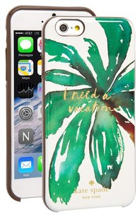 Kate Spade kate spade new york 'i need a vacation' iPhone 6 & 6s case