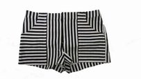 Kate Spade Saturday Mini/Short Shorts black white