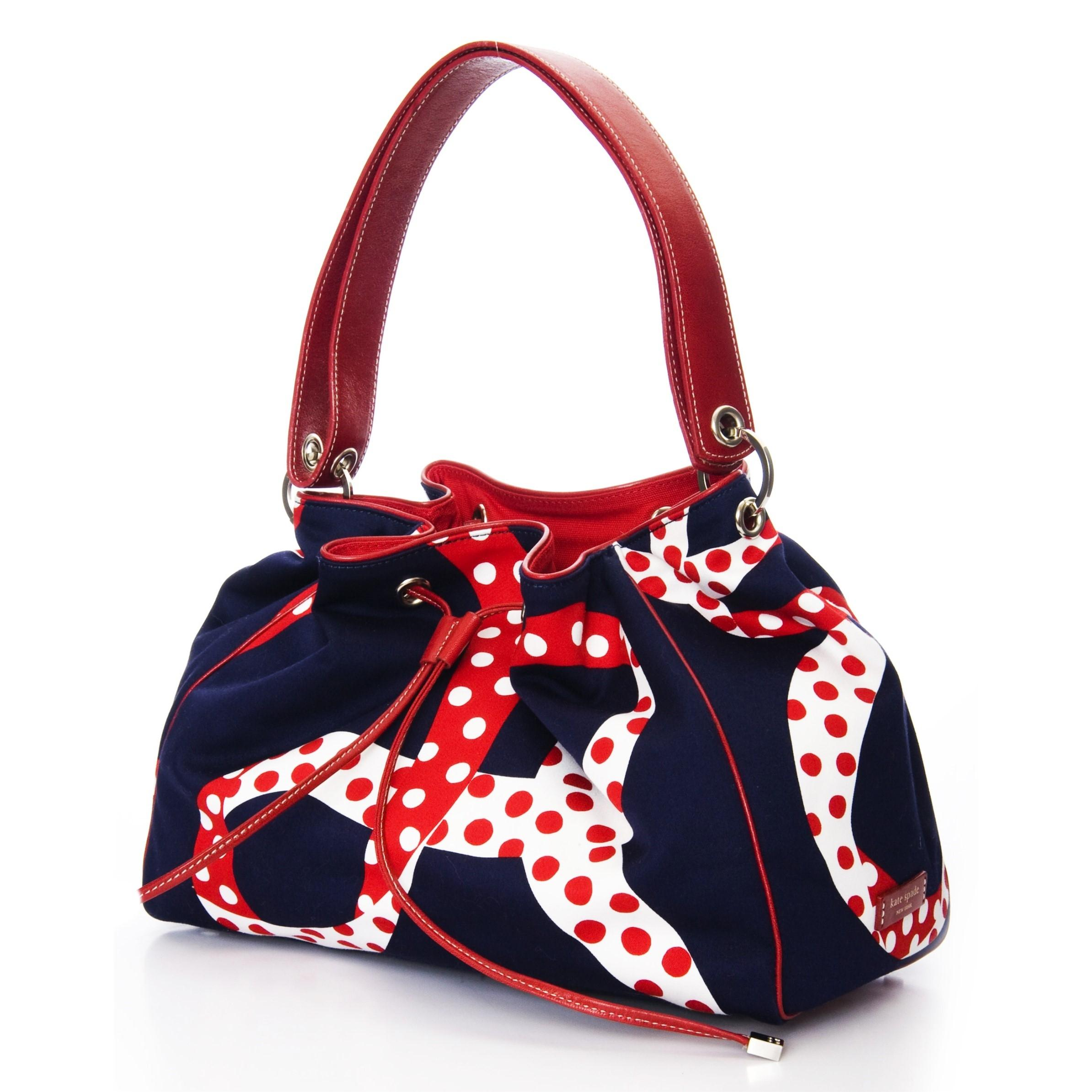 Kate Spade New York New Kate Spade Spring 2005 Collection 4th Of July Bag UsbC1iXn