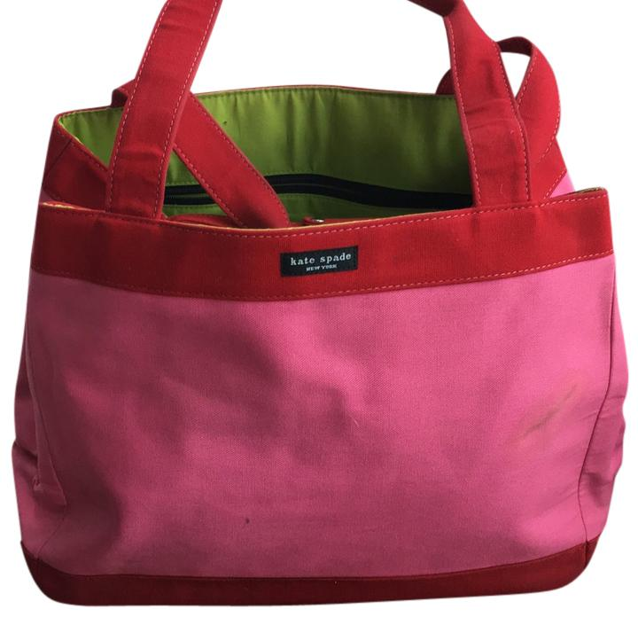 Kate Spade Red Bags Up To 90 Off At Tradesy