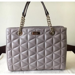Kate Spade Satchel in Frost Mousse