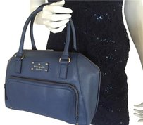 Kate Spade Satchel in dark blue