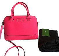Kate Spade Satchel in hot rose pink