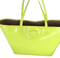 Kate Spade Tote in Yellow High Gloss